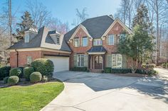 Timeless Luxury Listing in Prime Reverdy Glen with full basement on private wooded lot! Stunning! Presented by Bullard Realty Group
