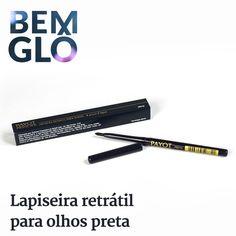 Destaque seus olhos e fique ainda mais bonita com esse lápis retrátil! ;) #bemglo #destaqueosolhos