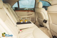 When you're staying at some of St. Lucia's best luxury resorts you expect the same high standards of quality and service from your airport transfer.