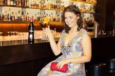 jasmin myberlinfashion drinks martini rosso #aperitifmoment #martinitonic #playwithtime