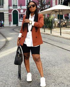 Black Girl Fashion, Look Fashion, Autumn Fashion, Fashion Outfits, Womens Fashion, Cute Fall Outfits, Classy Outfits, Stylish Outfits, Fashion Killa