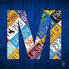 367 Best Letter M Images M Letter Initials Drop Cap