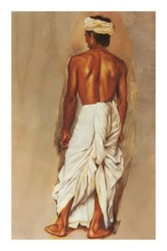 1329f62820 Dhoti | The Dhoti : A dhoti is a longer lungi but with an additional length