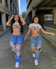 Baddie Outfits Casual, Cute Swag Outfits, Cute Comfy Outfits, Stylish Outfits, Baddies Outfits, Tomboy Fashion, Teen Fashion Outfits, Retro Outfits, Girl Outfits