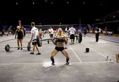 5 Reasons I've Never Tried #CrossFit