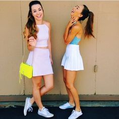Sierra Furtado // Sierramariemakeup & Eva gutowski // mylifeaseva  EVA IS FLAWLESS I SWEAR JUST LOOK AT HER THERE IS LITERALLY NO FLAWS IN AND OR ON HER. SHE IS JUST PERFECTION LIKE GOALS  I want to meet her one day that will be absolutely breath taking just to have a conversation with my role model and inspiration.   ~Miranda