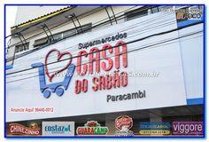Inauguração Supermercados Casa do Sabão-Paracambi/RJ (04/07/2017)