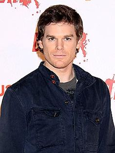 Michael Hall...aka Dexter...killing the killers (including cancer).