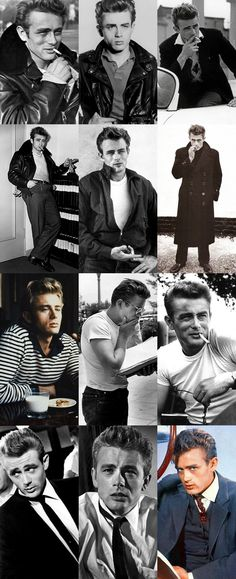 Have always liked James Dean.  When my hubby was a little boy, he lived in Paso Robles and the auto accident that killed James Dean happened on the highway right behind the house he lived in.  He remembers it.