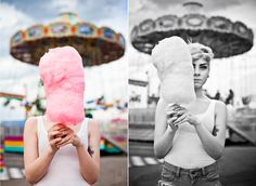 Cotton Candy Dreaming  www.lovebreephotography.com