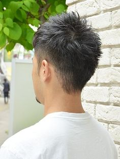 Asian Men Short Hairstyle, Braids For Short Hair, Short Hair Styles, Remy Human Hair, Human Hair Wigs, Hairstyles Haircuts, Haircuts For Men, Hair Designs For Men, Gents Hair Style