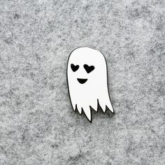 Goast Enamel Pin Lapel Pin