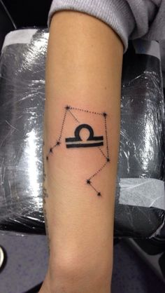If you were born under the libra zodiac sign who love balance and harmony and born will love these stunning libra tattoos that we have collected for you. Libra Tatoo, Libra Zodiac Tattoos, Libra Symbol, Libra Constellation Tattoo, Libra Art, Flame Tattoos, Cute Tattoos, Small Tattoos, Heart Tattoo Designs