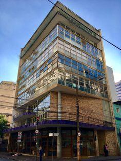 Edifício-Sede do IAB São Paulo.