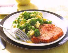 #Puree ziemniaczane z brokułami
