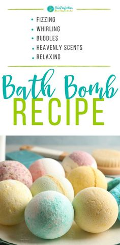 Delight your senses with our easy DIY Bath Bomb Recipe. Who doesn't love the heavenly scent and relaxing sensation of a fizzing, whirling bath bomb? These make great gifts, too! Pin to your DIY board. # Easy DIY bath bombs How to Make Bath Bombs Bath Bombs Scents, Lush Bath Bombs, Diy Bath Bombs Easy, Bath Salts, Fizzing Bath Bombs, Bath Fizzies, Bombe Recipe, Bath Bomb Recipes, Easy Bath Bomb Recipe