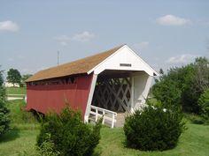 Bridges of Madison County bridge