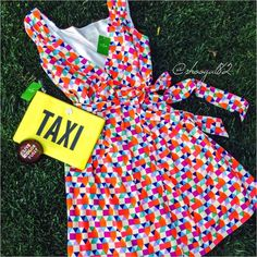 🎉HOST PICK🎉Kate Spade Multicolor Wrap Dress 🎉HOST PICK🎉 RARE Kate Spade Wrap Dress♠️Gathered cap sleeves. There's a minuscule pull towards lower part of the vneck part last pic) ✅Price is FIRM & at its LOWEST ✅Pls be mindful of Poshmark 20% fee ✅Same day shipping or next day kate spade Dresses