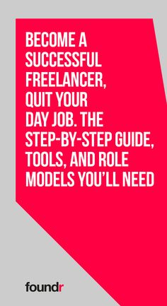 If you want to leave your day job to become a freelancer, learn how to successfully transition from your day job to full-time freelancing. Promote Your Business, Start Up Business, Starting A Business, Online Business, Business Coaching, Business Entrepreneur, Foundr Magazine, Career Goals, Startups