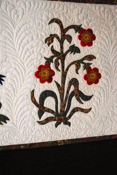 William Morris in Quilting: Quilt Convention Part Two | applique ... : quilting convention - Adamdwight.com