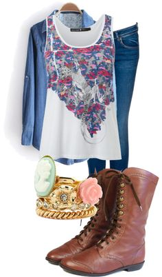 """day"" by jazzydoo on Polyvore"