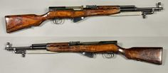 SKS Simonov 7,62 × 39mm rifle standard