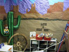 Classroom Western Theme