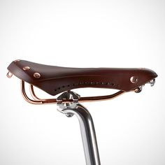 Filson Shinola Bixby Bicycle leather seat