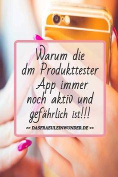 Warnung vor dm Produkttester App. Das dm Produkttester Programm hat keine App. Du lädst dir mit dieser App einen Trojaner auf dein Smartphone, wodurch du Schäden durch Drittanbieterleistungen erhalten kannst.