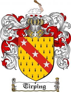 Durbin Coat of Arms / Durbin Family Crest - The surname of DURBIN was a locational name 'of Durbin' in France. The name was brought to England in the wake of the Norman Conqueror in Many of the .