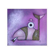 """ninaboosart: """"Fischdampfer"""" Pastell/Kohlezeichnung von Nina Boo..."""