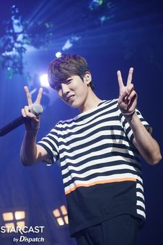 "160819 Starcast Update: That Summer Concert ""Sold out in 3 minutes, don't cry"" - #인피니트 Sungyeol"