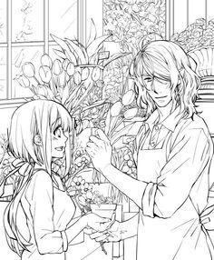 Kamigami no asobi: Hades and Yui