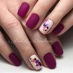 Маникюр | Видео уроки | Art Simple Nail http://hubz.info/89/fantastic-wall-tree-decorating-ideas-that-will-inspire-you