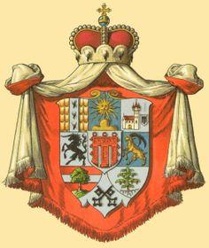 Vorarlberg, Österreichisch Ungarische Wappenrolle 1900, Hugo Gerhard Ströhl.