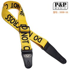 Now available: POLICE LINE DO NO... at weeabootique.co.uk    http://www.weeabootique.co.uk/products/police-line-do-not-cross-pattern-guitar-bass-strap-with-leather-ends-made-with-thick-cotton-2-long-adjustable?utm_campaign=social_autopilot&utm_source=pin&utm_medium=pin    CHECKOUT CODE: 15%OFFJAN17