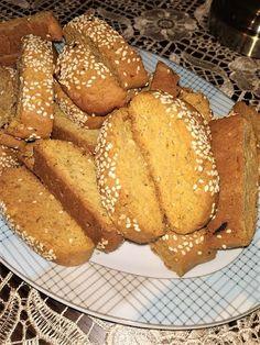 Greek Desserts, Greek Recipes, Biscotti Recipe, Baking Business, Food N, Pretzel Bites, French Toast, Recipies, Dessert Recipes