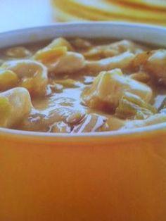 Easy crockpot recipes: Chicken Chowder Crockpot Recipe #crockpot #recipes