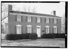 Legends surrounding this 1832 home built by Edmund King speak of his ghost roaming the halls and the surrounding grounds and also counting coins on the second floor. The house is now a part of the campus of the University of Montevallo and used as housing for guests of the university.