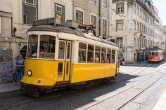 Die Straßenbahn 28E ist das Wahrzeichen von Lissabon. Hier erhältst du alle Infos und Tipps rund um die Fahrt mit der Tram 28E.