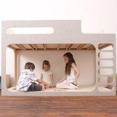 PERLUDI - AMBER in the SKY, design bunk bed for kids