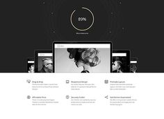 Divi Introduces New One-Page Website Features & A Ton Of Additional Improvements Theme List, One Page Website, Website Features, First Page, Wordpress Theme, Work Hard, How To Get, Elegant