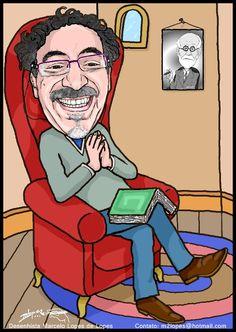 Para conhecer as caricaturas M2LOPES, navegue no blog m2lopes.wordpress... Encomendas direto pelo e-mail m2lopes@hotmail.com, envio a caricatura pelo e-mail para clientes de todo mundo.