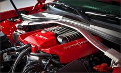 2012 Chevy Camaro ZL1 Engine