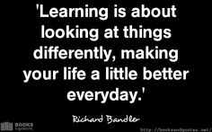 Richard-Bandler-Learning-is-about-l