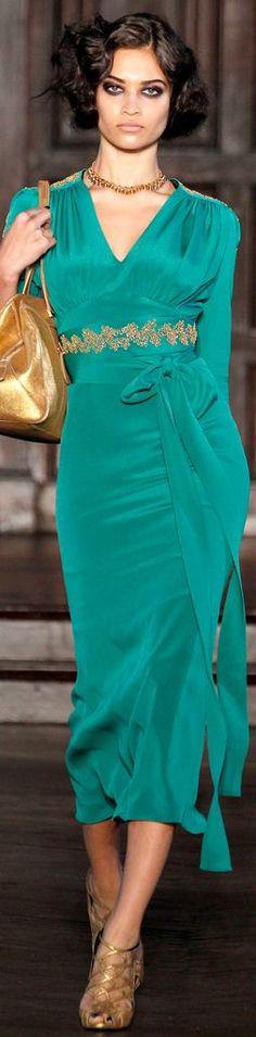 L'Wren Scott Fall 2012 Ready-to-Wear