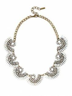 Ozark Fan Necklace