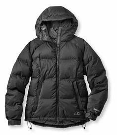 Ascent Windstopper Down Jacket: Winter Jackets | Free Shipping at L.L.Bean