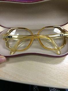 Christian Dior vintage glasses / frames - genuine   eBay Vintage Glasses Frames, Christian Dior Vintage, Charity, Eye, Stuff To Buy