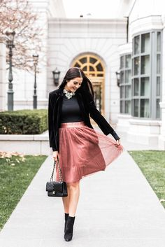 Holiday Glam... - Pink Peonies by Rach Parcell
